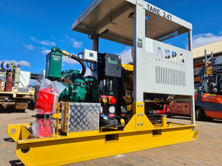 ABBA Engineering Pioneer Pump